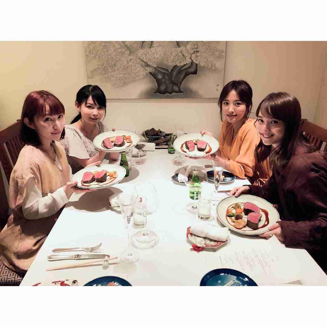 """佐々木希 on Instagram: """"この日はドラマ撮影ではなく、プライベートでリアルひなぎく会"""