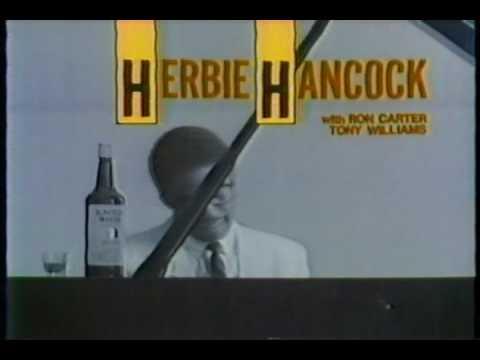 サントリーウィスキーホワイトCM ハービー・ハンコック - YouTube