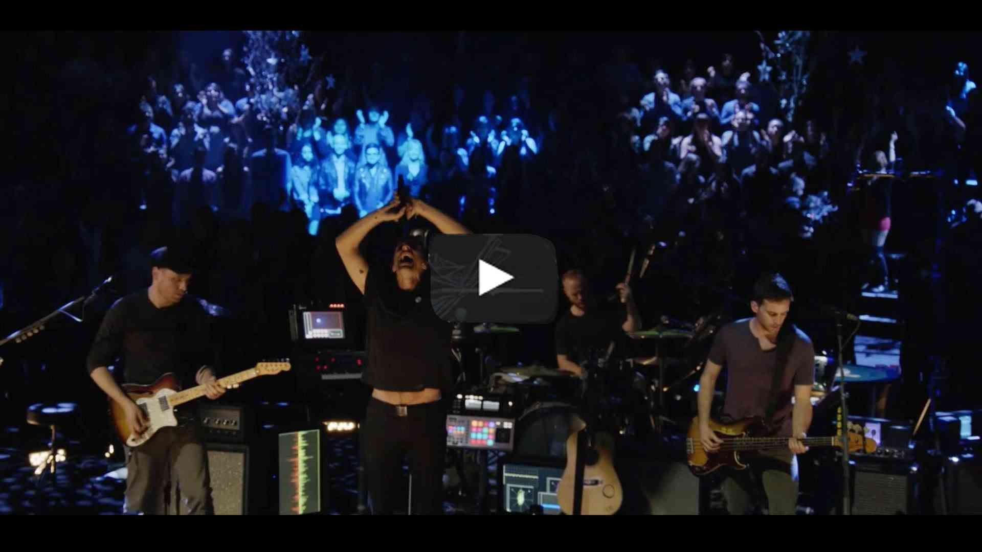 Coldplay - A Sky Full Of Stars (from Ghost Stories Live 2014) - YouTube