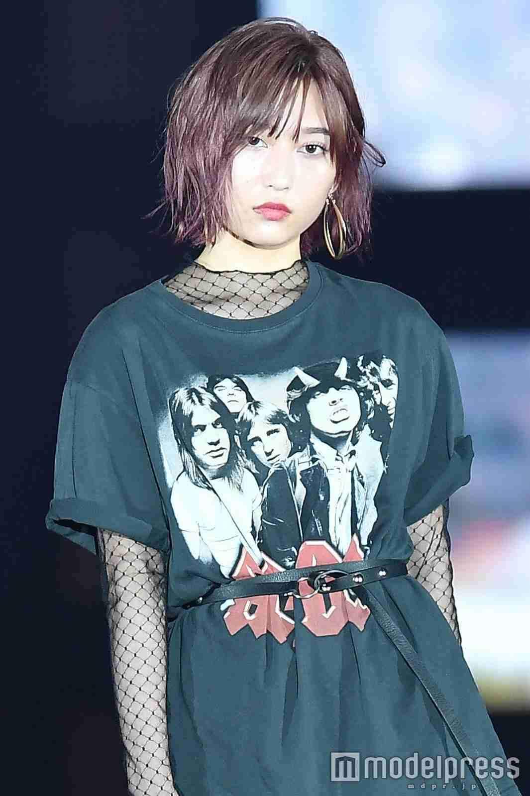 欅坂46志田愛佳、休養を発表