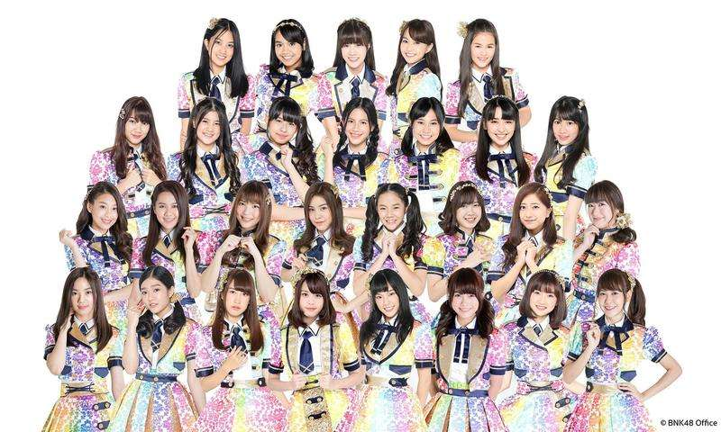 BNK48の「恋チュン」がタイ国内で社会現象に - AKB48 : 日刊スポーツ