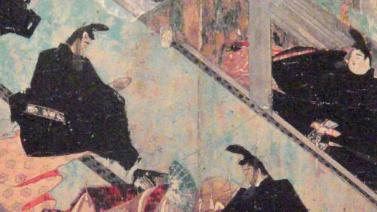 朗読 源氏物語(Tale of Genji) 若紫1 平安朝日本語復元による試み - YouTube