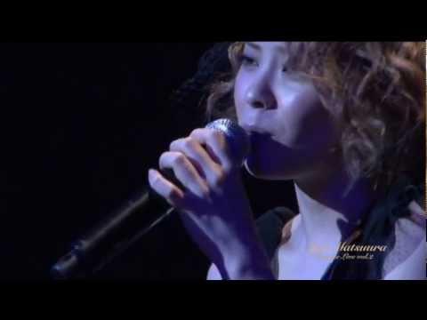 松浦亜弥 - いつかは笑ってうたえる悲しい歌(うたまろ) - YouTube