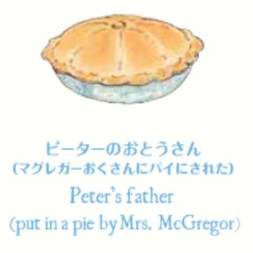パイについて語りたい(イメージ、好きな商品、出てくる作品)