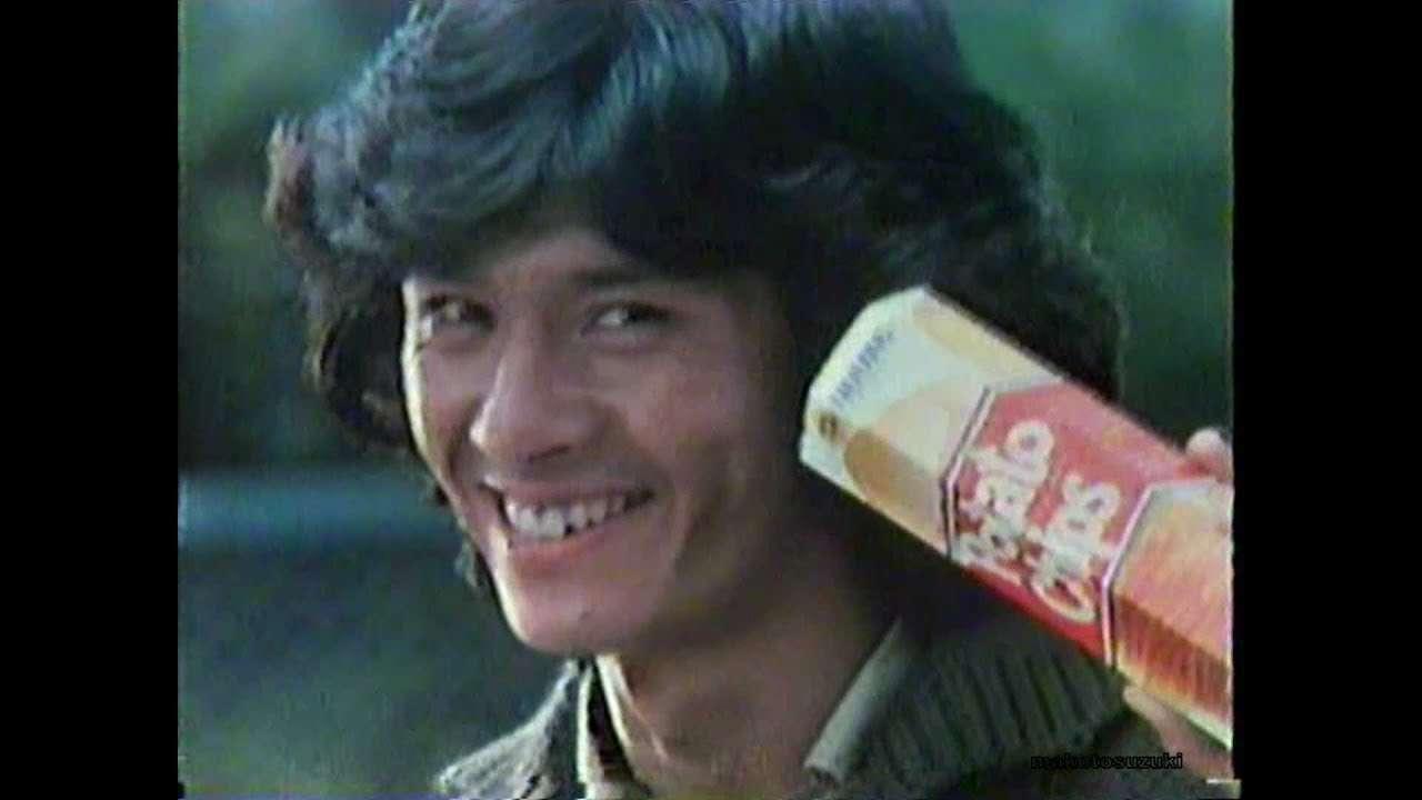 西城秀樹さんを偲んで 1978-1988  西城秀樹CM集 - YouTube