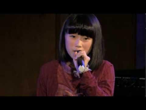石野理子[中1] 「ノスタルジア」(Cover) 2013/11/16 - YouTube