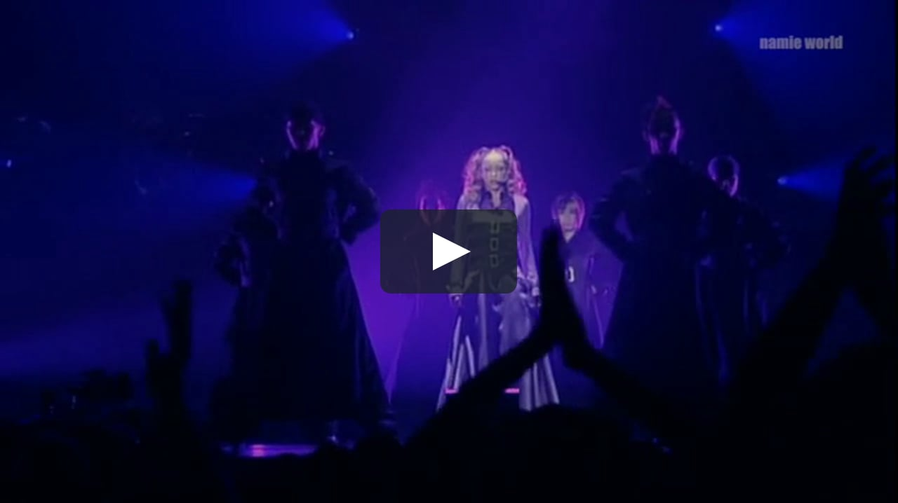 """安室奈美恵 // Violet Sauce (from BEST tour """"Live Style 2006"""") on Vimeo"""