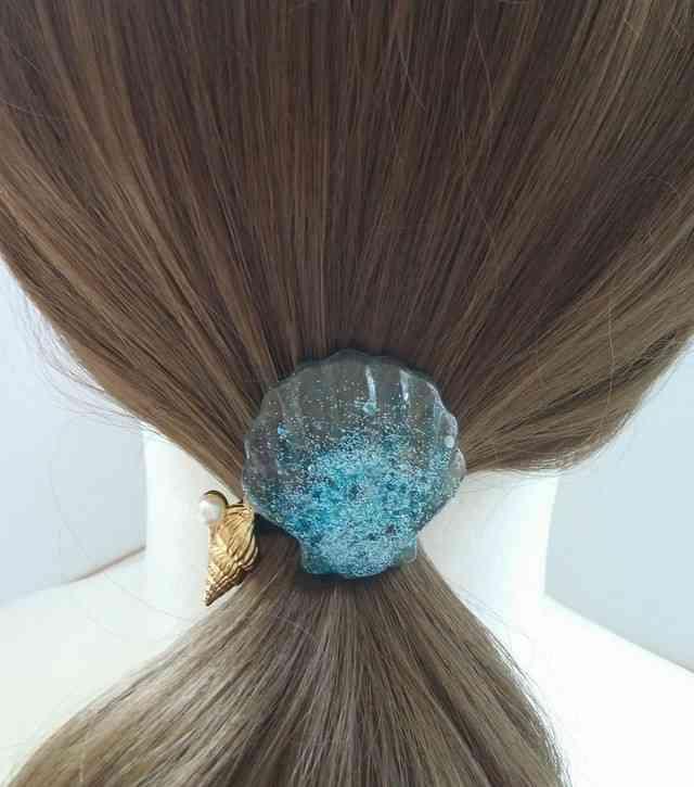 夏っぽいヘアアクセサリーが見たいです。