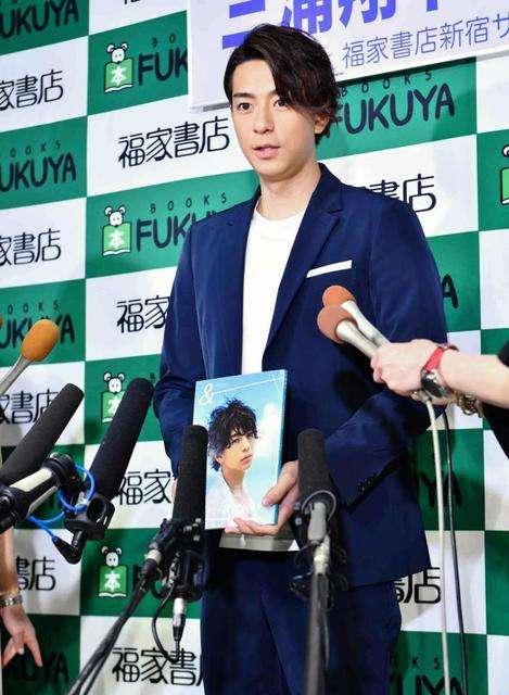 三浦翔平 桐谷美玲との「交際は事実」と宣言 自ら結婚報道に触れる