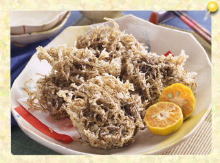 海藻を使った料理で好きなもの