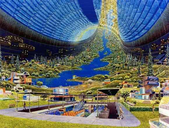 【宇宙で暮らそう】地球の軌道に街を作って暮らすことが可能とNASA職員 / 今世紀中にはハワイくらいの気軽さで行き来できるとな? | ロケットニュース24
