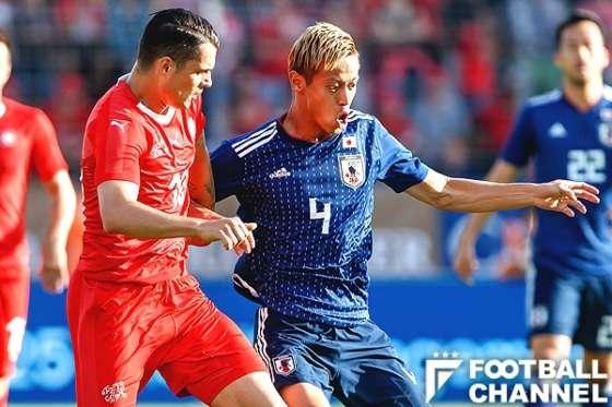 「日本代表は弱すぎた」親善試合の結果を受けスイス紙が不満を掲載 - ライブドアニュース
