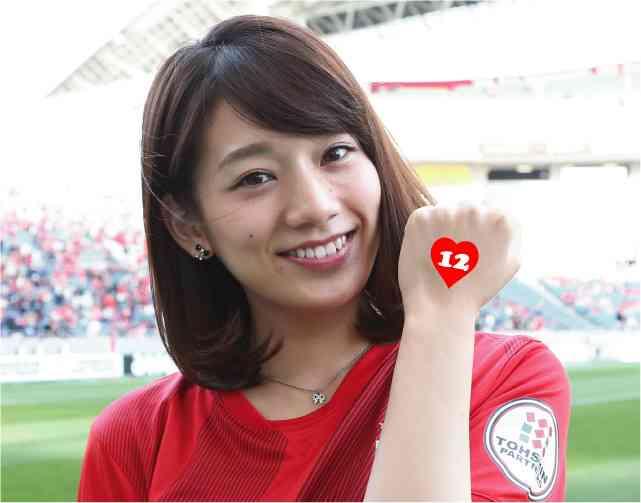 めざましで活躍のサッカーマネ佐藤美希の彼氏や鼻が話題 | 腹筋が6個に割れたサッカー通のブログ