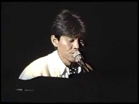 来生たかお Goodbye day Live(1990, Nagano) - YouTube