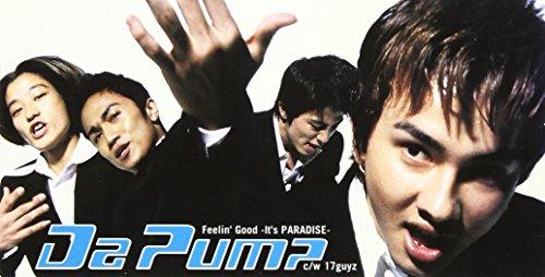 6.11 DAPUMPデビュー21周年目突入!沖縄で4DP繋がる | DA PUMP channel