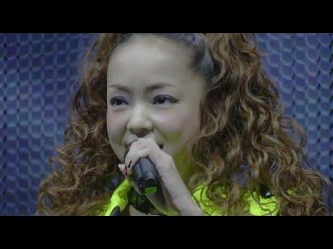 安室奈美恵 / LIVE DVD&Blu-ray 「namie amuro FEEL tour 2013」 Digest Movie - YouTube