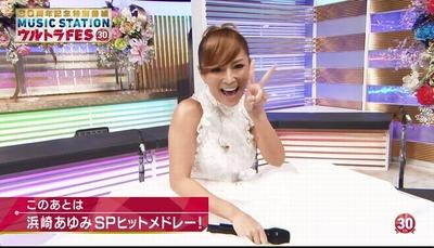【実況】Mステの浜崎あゆみが放送事故wwwwwwwwwwww