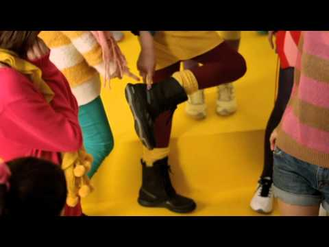 Reebok LOVE! EASYTONE TVCM 2011/12 - YouTube