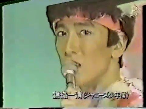 1983 メンソレータム薬用キャンパスリップCM - YouTube