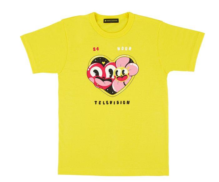 渡辺直美プロデュース「24時間テレビ」チャリTシャツデザイン発表 初登場カラーも - モデルプレス