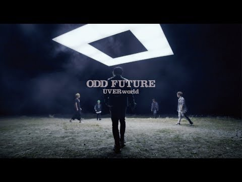 UVERworld 『ODD FUTURE』 - YouTube