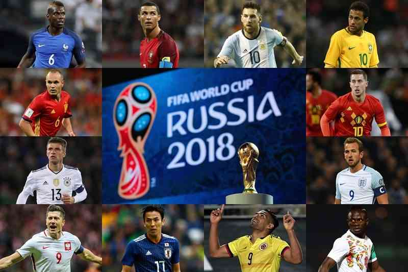 ワールドカップ楽しみな人