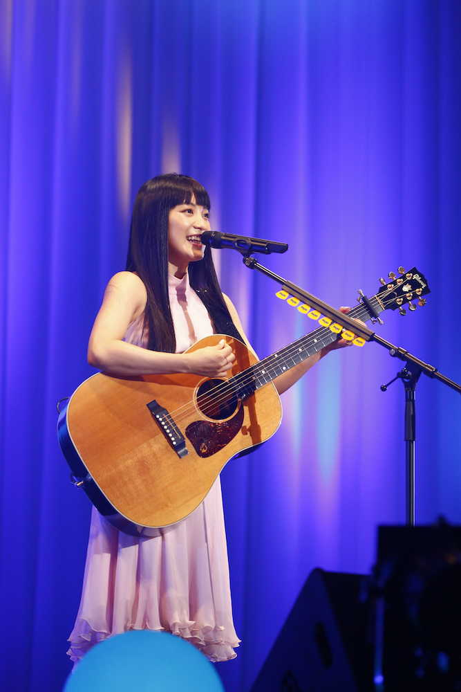 miwa、8年かけ47都道府県弾き語りライブ完走 目潤ませ「夢を叶えることができて感謝」