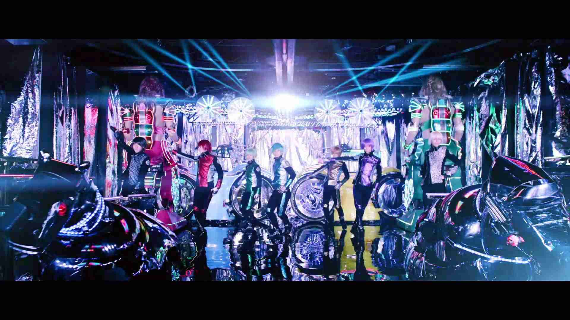 超特急「Star Gear」MUSIC VIDEO - YouTube