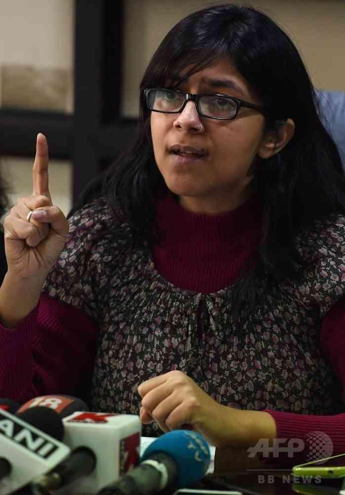 レイプされた生後8か月の女児が内臓損傷、人工肛門袋を使用 インド 写真1枚 国際ニュース:AFPBB News