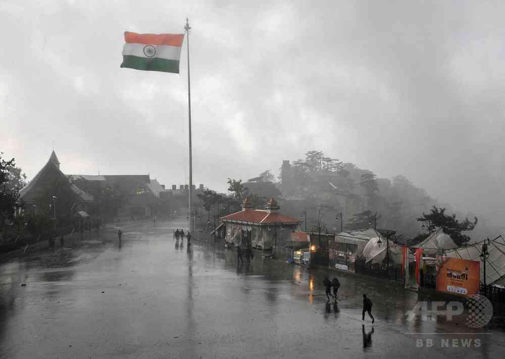 16歳少女を集団レイプして殺害 インド北部の避暑地に衝撃 写真1枚 国際ニュース:AFPBB News