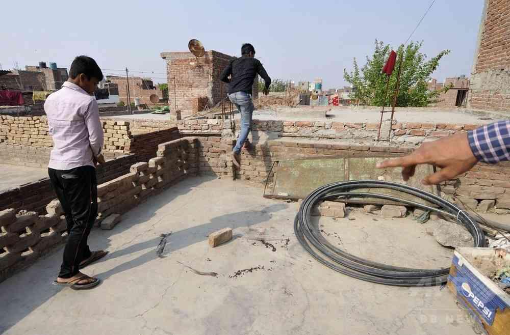 レイプされ火を付けられた16歳少女が死亡 インド 写真1枚 国際ニュース:AFPBB News
