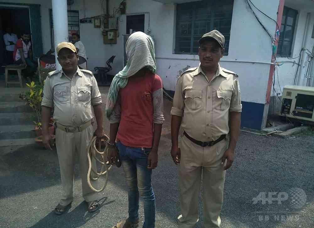 インド17歳少女、レイプ後火付けられる 類似事件が連続発生 写真1枚 国際ニュース:AFPBB News