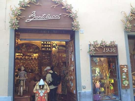 ピノキオの専門店です - Bartolucci Store Firenzeの口コミ - トリップアドバイザー