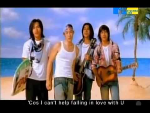 F4 Can't help falling in love - YouTube