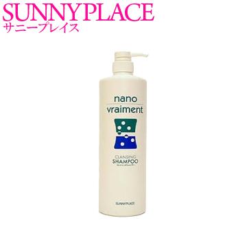【楽天市場】サニープレイス ナノブレマン クレンジングシャンプー 1000ml ナノサプリと同じブランド:Anemone