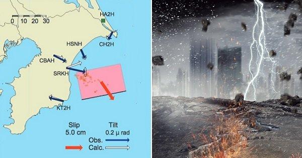 【緊急警告】千葉県沖で超巨大地震が目前に迫っている! 政府、気象庁、学者もガチ危惧する前兆現象「スロースリップ」連発中!