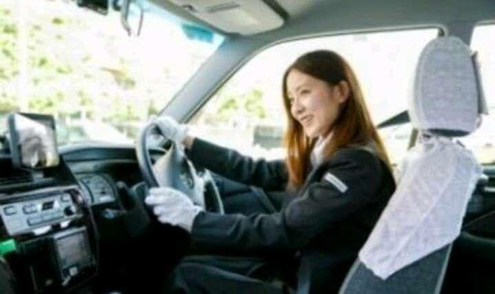 女性タクシードライバーってどうですか?