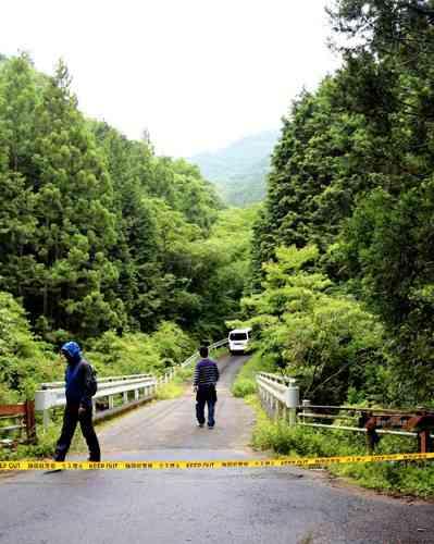 女性看護師の車、複数の男乗り込む…山中に遺体 : 社会 : 読売新聞(YOMIURI ONLINE)