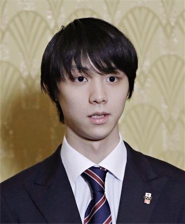 羽生選手に栄誉賞決定=最年少、7月2日表彰式(時事通信) - Yahoo!ニュース