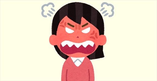 娘が泣き止まず、つい大声を出してしまった母親。すると隣家の奥さんがやってきて?
