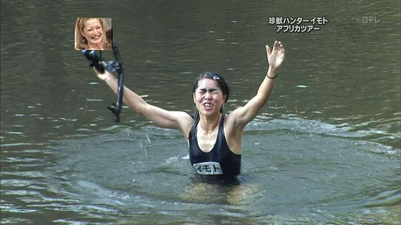 鈴木奈々、中学以来のスクール水着に「いいね」1万件超え大反響「神ボディ」