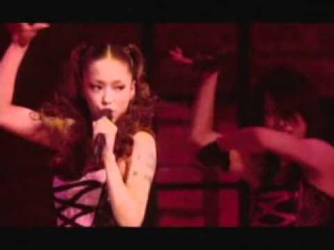 Namie Amuro   Space of Hip Pop  namie amuro tour 2005  DVD CM now on sale30s - YouTube