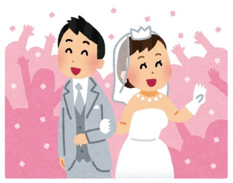 お見合いで結婚した人〜