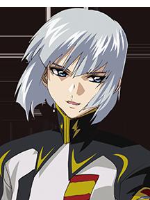 白髪(銀髪)のキャラ