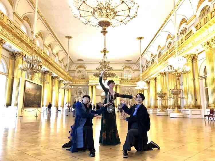 椎名林檎、MIKIKO、西加奈子のロシア旅 - 音楽ナタリー