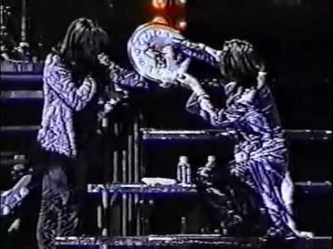 X JAPAN - JOKER (Tokyo Dome 1995.12.31) - YouTube