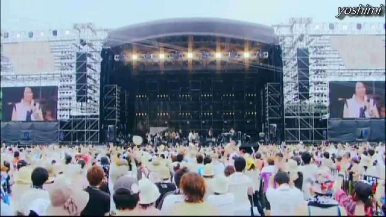ロマンスの神様 広瀬香美 with Bank Band LIVE - YouTube