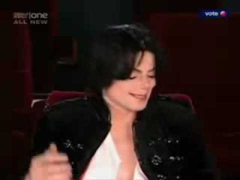 Michael Jackson - I love to tour  - a  funny moment - YouTube
