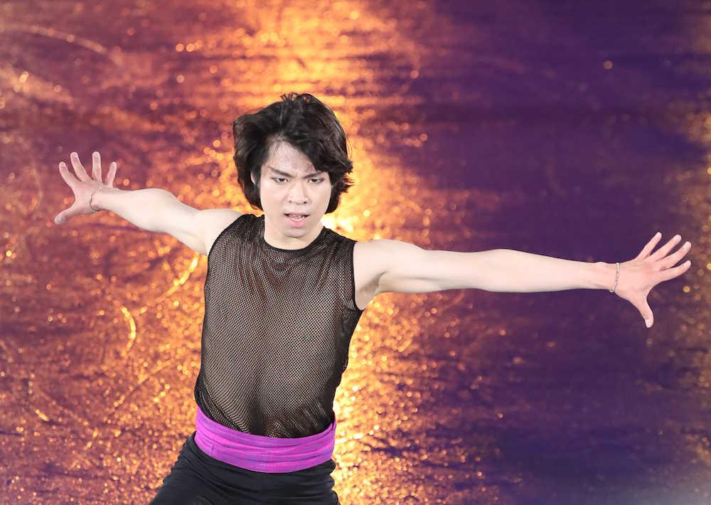 町田樹さん プロフィギュアスケーター引退を表明 学業専念のため 10・6最後の演技― スポニチ Sponichi Annex スポーツ
