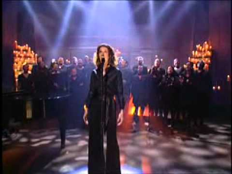 God bless America Celine Dion in concert, America, A tribute to heroes Memory of September 11, 2003 - YouTube
